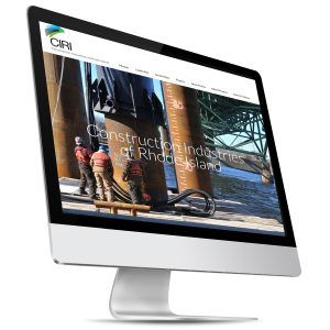 Home page display for new CIRI website